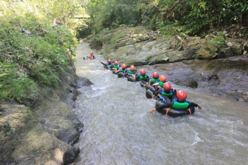 Cave Tubing baru di Jogja